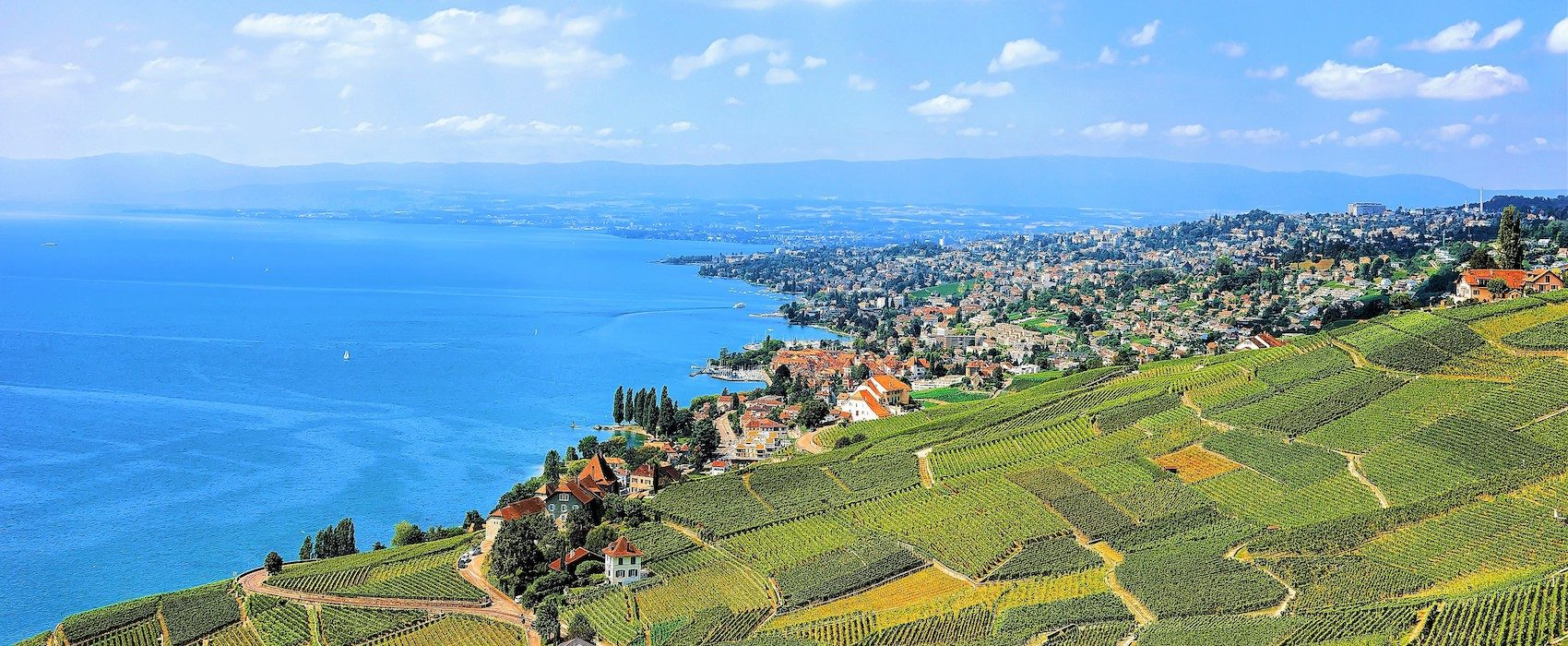 Alsace & Lake Geneva Wine Regions