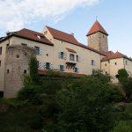 Burg Wernberg Hotel, Wernberg-Koblitz.