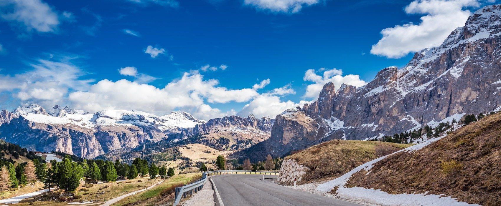 The Dolomites & Tyrol