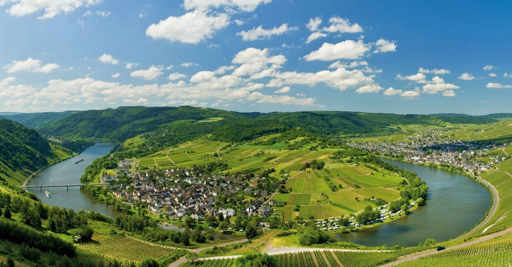 Middle Rhine, Mosel & Heidelberg